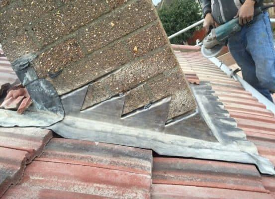 Chimney-Flashing-Repairs